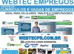 WEBTEC EMPREGOS 1.0