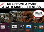 Site Pronto para Academias e Fitness – Criação de sites para academias e fitness