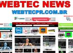 Webtec News 9 – Criação de Sites para Notícias e Classificados