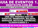 GUIA DE EVENTOS E BALADAS