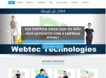 WEBTEC CORPORATIVO 10 – CRIAÇÃO DE SITES CORPORATIVOS E COMERCIAIS.