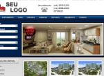 Site para imobiliárias e corretores de imóveis MODELO 5475HBETCFA2013