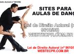 SITES PARA AULAS DE DANÇA ONLINE  MODELO 2301SHDJNVCAA