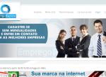 Sites prontos para agências de empregos Modelo MNT@z34&14mj