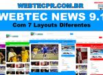Webtec News 9.1 – Criação e desenvolvimento de sites para notícias