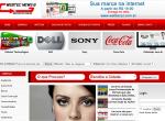 Site pronto para notícias  4 em 1 Webtec News 8 Modelo: webtecnews8-122415b8hgffe