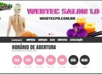 WEBTEC SALON 1.0 PARA SALÕES DE BELEZA E CLÍNICAS DE ESTÉTICA MODELO 6SAJBGLON14