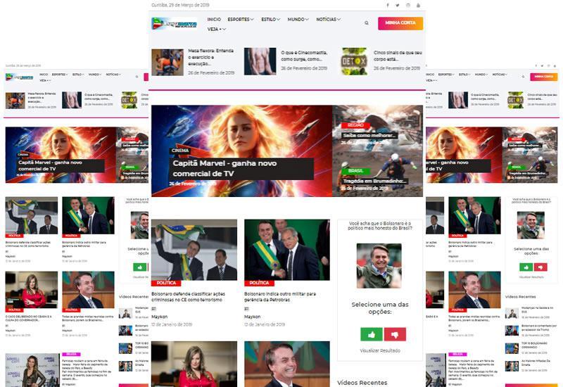 Webtec News Portal 1.0