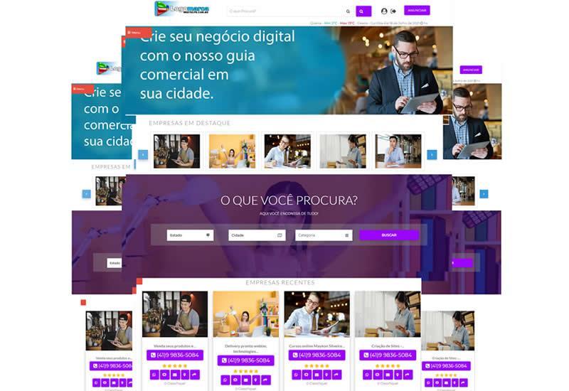 Super Guia Comercial e Notícias - Cobranças Recorrentes e Postagens Automáticas -