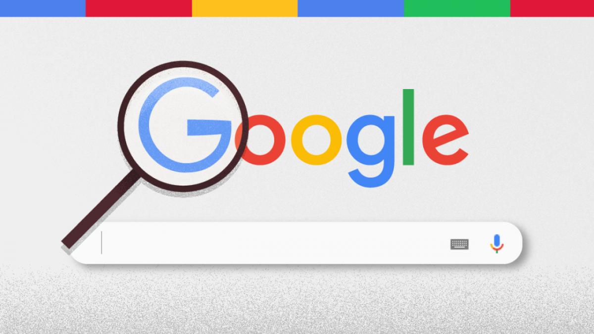 Buscas orgânicas no google