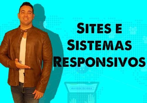 Criação de sites e sistemas responsivos - Sites Prontos em menos de 24 horas