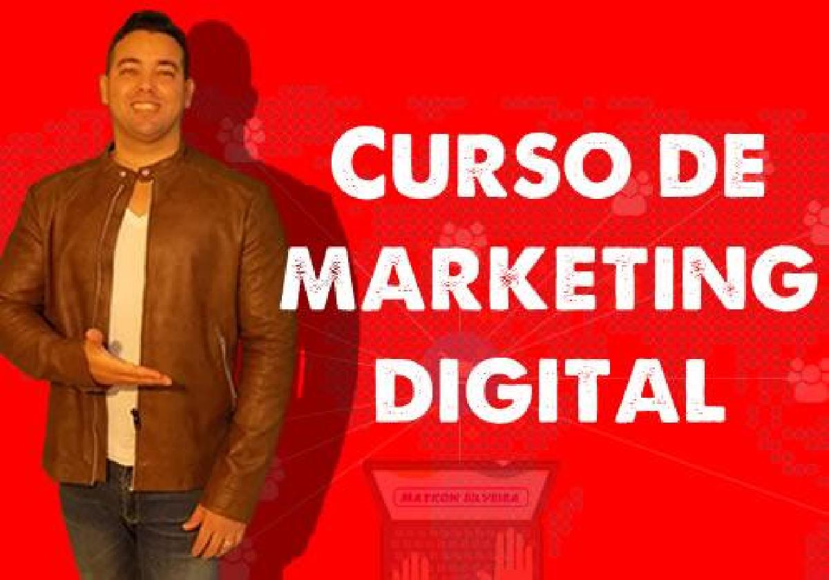 Curso completo de marketing digital - Maykon Silveira