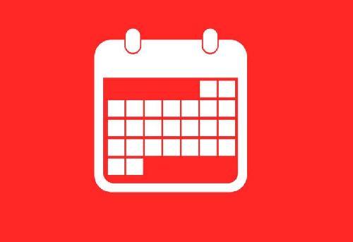 Sistema Agenda Eventos