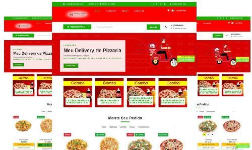 Sistema Delivery para Pizzarias