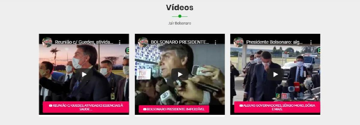 Site pronto para: prefeitos, prefeituras, câmaras, vereadores, deputados - Webtec Technologies