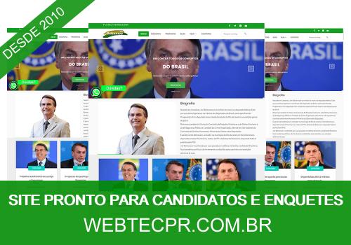 Site pronto para prefeituras municipais, criar site para vereadores, criação de site para prefeito