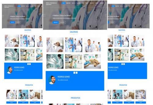 Veterinários - Médicos - Laboratórios