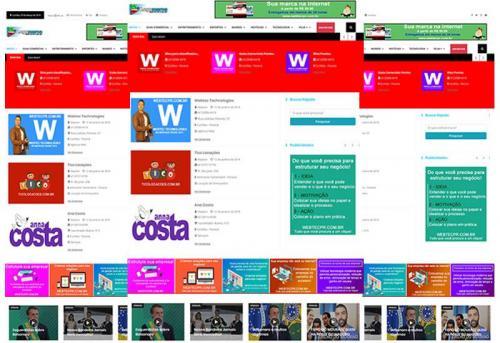 Webtec News 12 - 60 - Guia Comercial - Script Guia Comercial - Site Guia Comercial - Catalogo