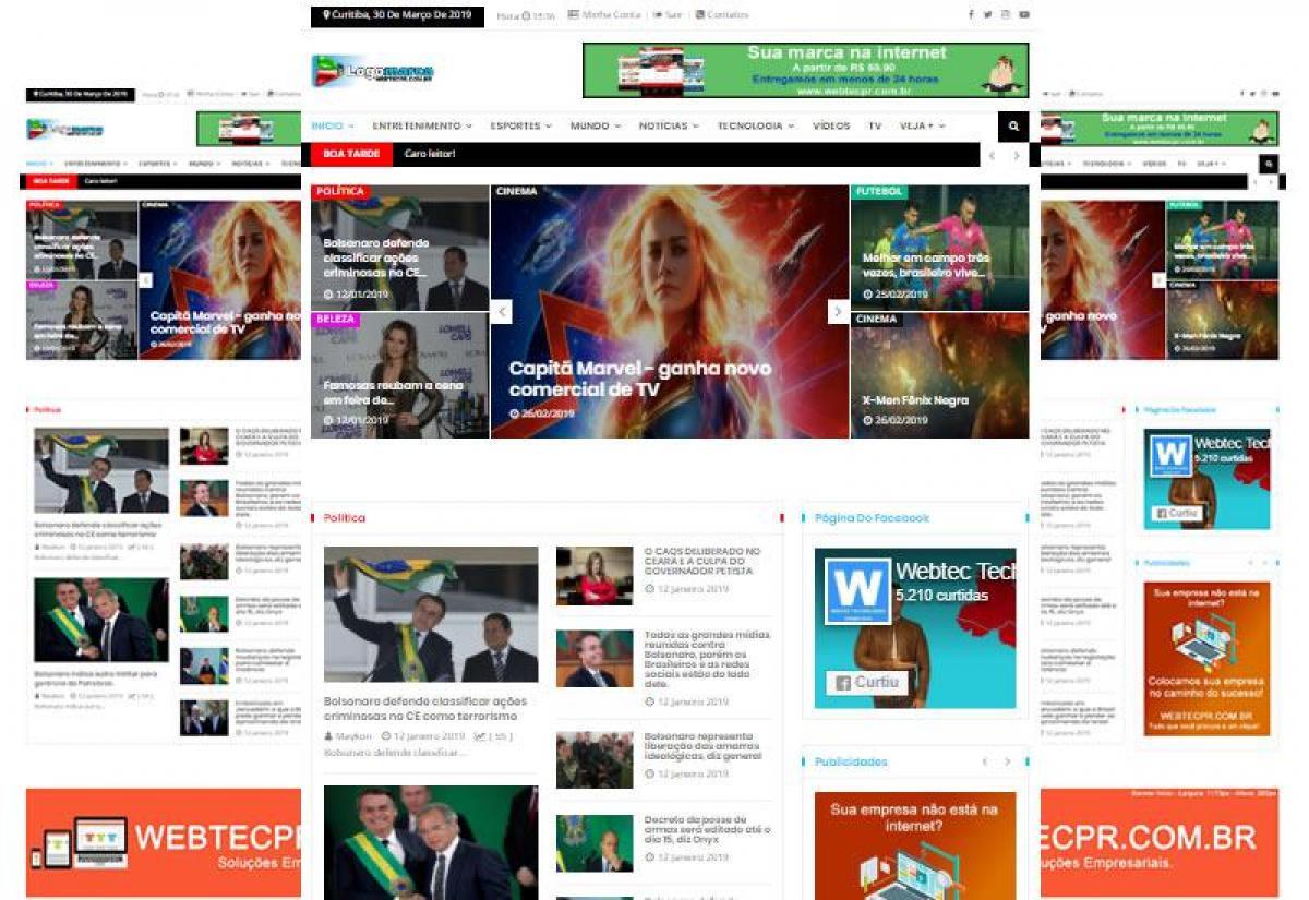 Webtec Notícias  - 16