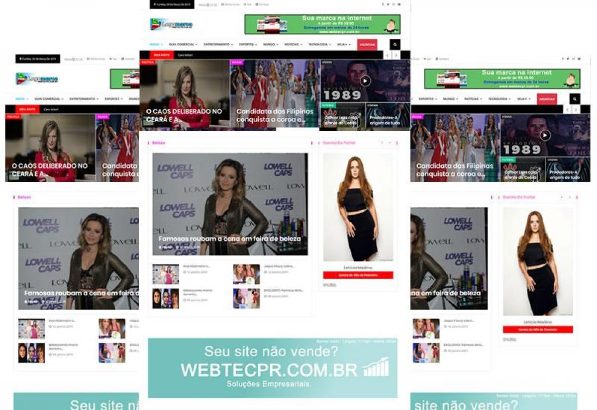 Webtec Notícias  - 18