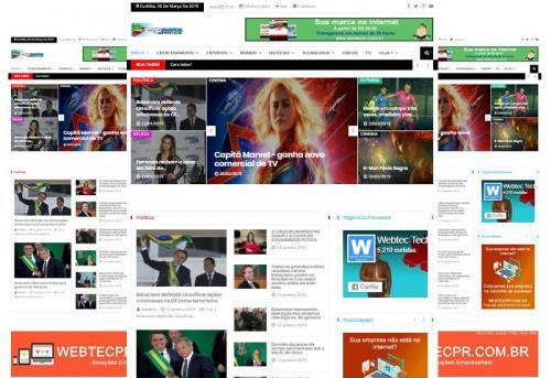 Webtec Notícias  - 2