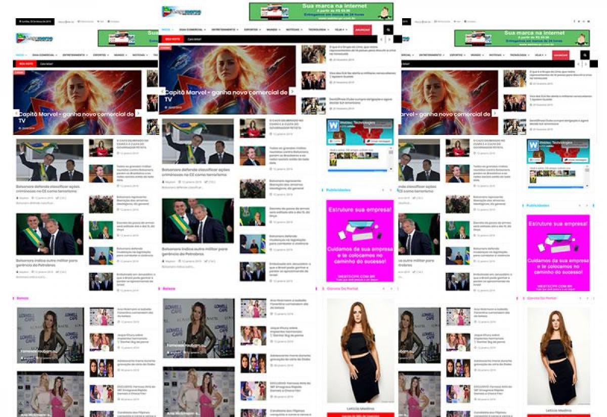 Webtec Notícias  - 25