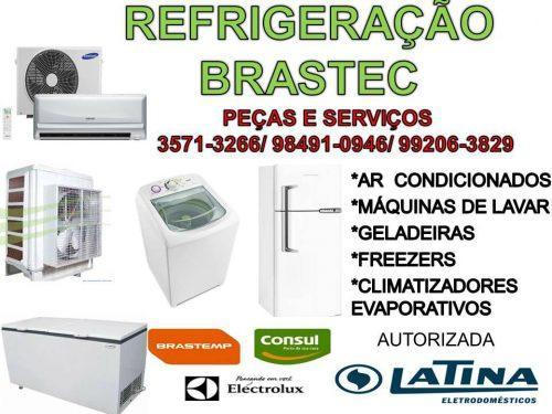 BRASTEC REFRIGERAÇÃO PEÇAS...