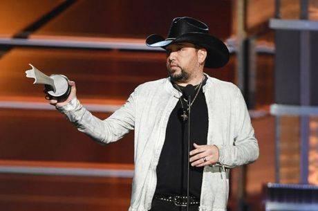 Confira os principais vencedores do Prêmio da Música Country Americana de 2018