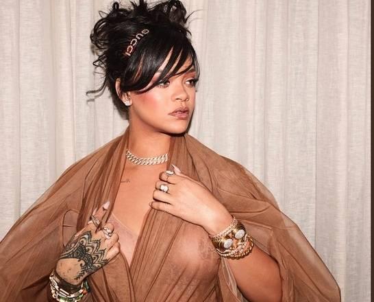 É feio... até Rihanna usar