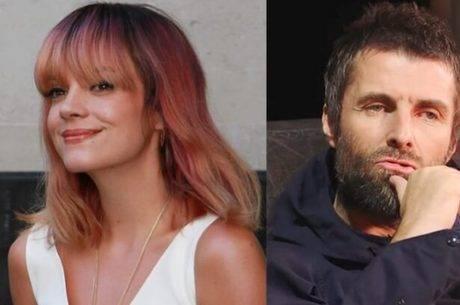 Em biografia, Lily Allen falará de sexo com Liam Gallagher em avião,...