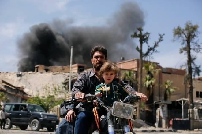 Guerra na Síria: Douma retoma rotina após suposto ataque químico
