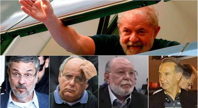 Quem são os colegas de prisão de Lula em Curitiba