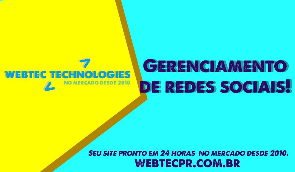 Como adicionar links de suas redes sociais nos sistemas Webtec Technologies - Site pronto de classificados