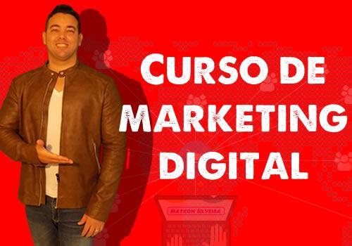 Curso completo de marketing digital - Maykon Silveira