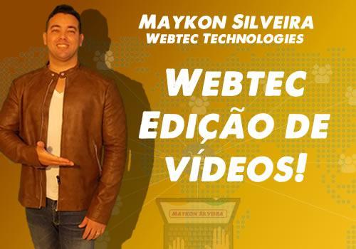 Webtec Edição de Vídeos