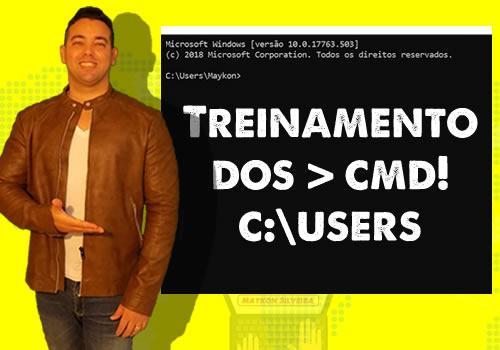 Treinamento Grátis CMD