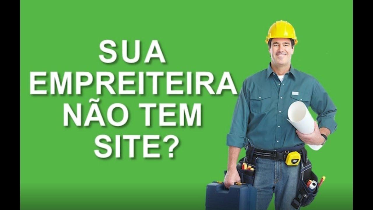 Sites prontos para engenheiros